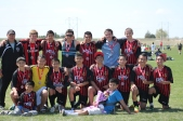 Real Nampa CF U15 Boys 2013 Perfomance Cup Finalists