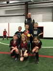 Real Boise CF U8 Whale Sharks - Indoor Champion March 1, 2014