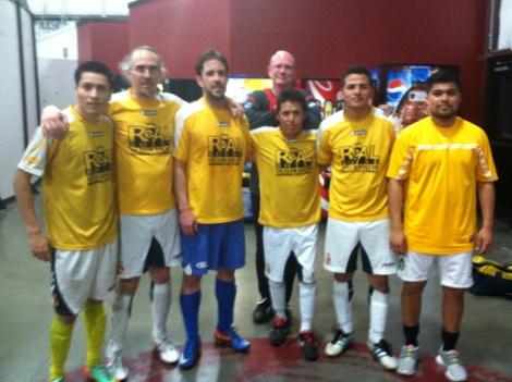 Real Boise CF Mourinho - Indoor Soccer Champions - April 2014