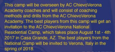 Invitation to AZ and Italy Paragraph