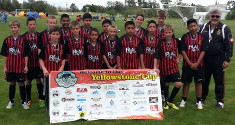 Yellowstone Cup 1