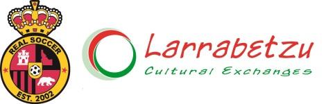 real-soccer-cronw-logo-generic and Larabetzu Logo