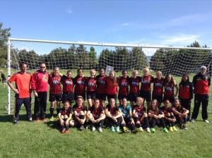 State Cup Team Heat FC