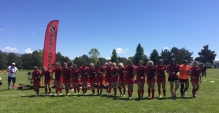 Team Real CF Heat Sevilla - 4th in State Cup 2017, Boise, ID