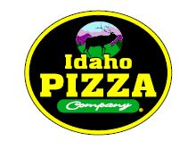 Capture Idaho Pizza Co Logo