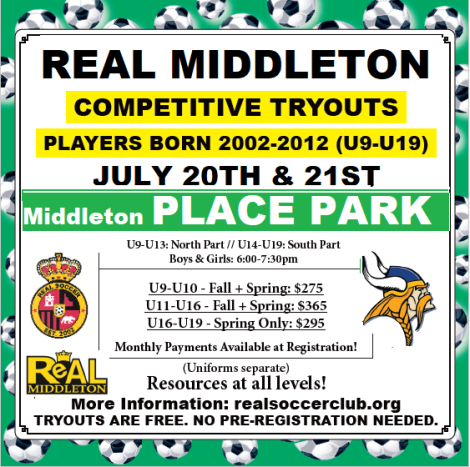 Real Middleton Soccer ad Comp Tryouts - V4